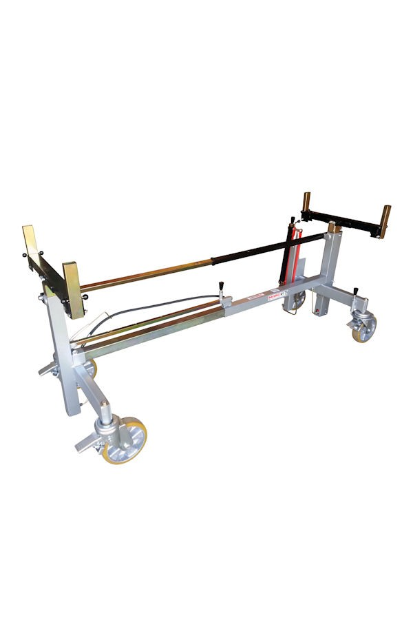 variable geometry trolley