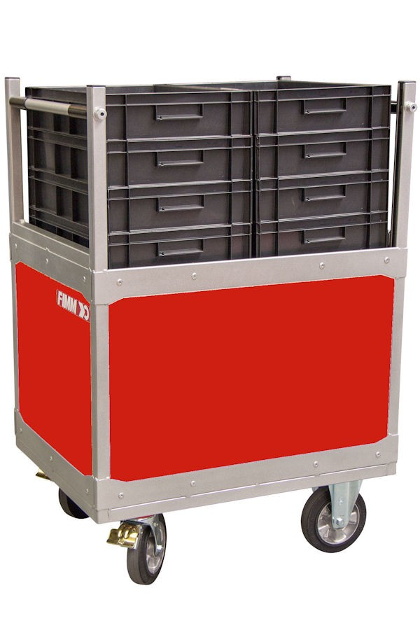 Constant level trolley up to 200 kg