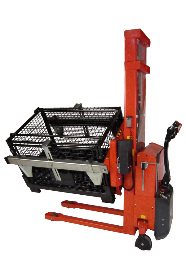 1T Stacker- Tipper Rotator