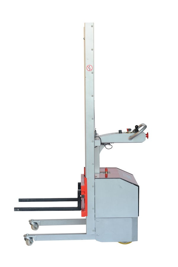 powered LEV300 stacker