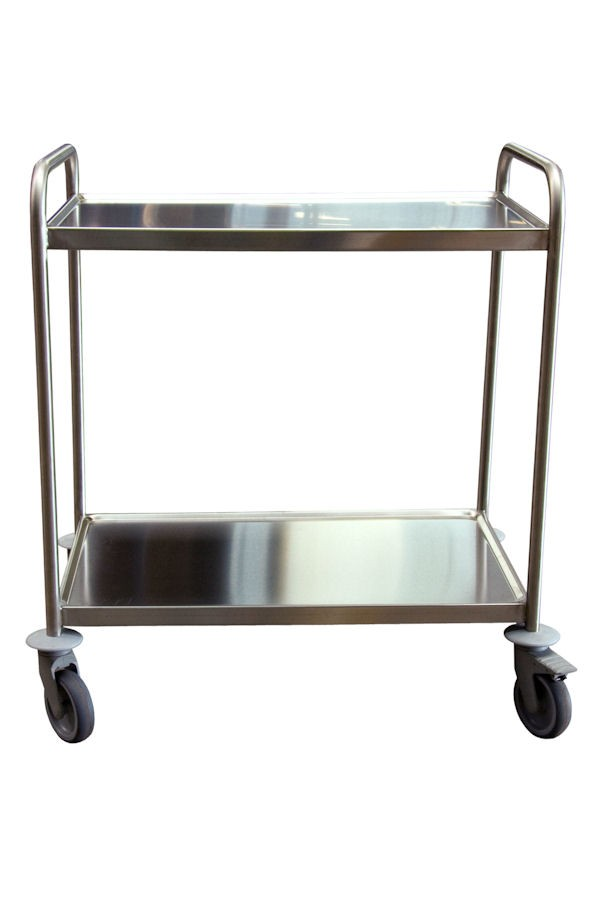 120  KG  Stainless steel trolleys