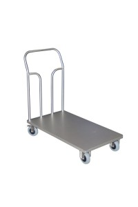 200  Kg stainless steel trolley