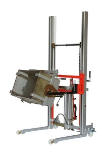 LEV600 stacker
