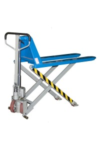 1 Ton manual high lift pallet stacker