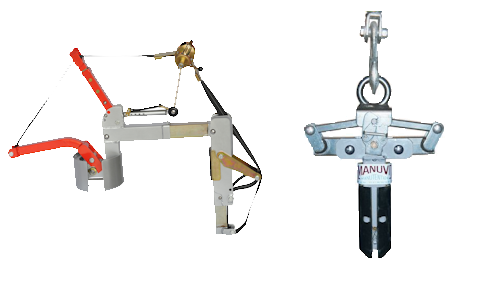 accesories for stackers and hoists